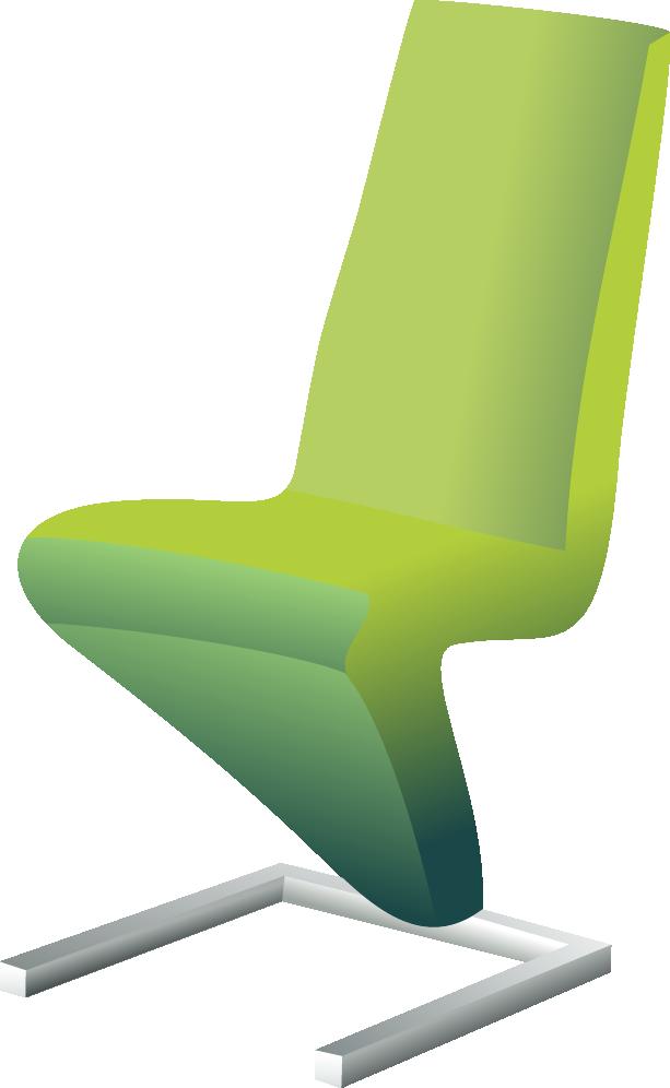 Green Chair RACQ8