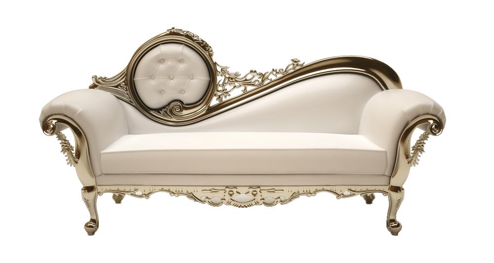Vintage Sofa [B-016]